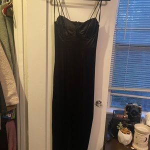 Rampage evening gown